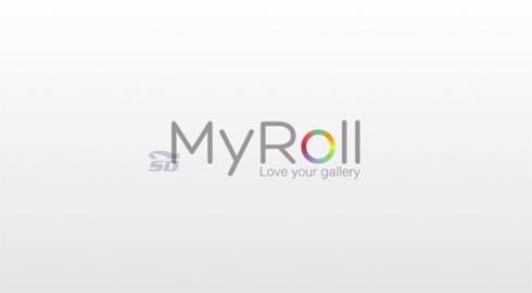 نرم افزار گالری (برای اندروید) - MyRoll Gallery 3.4.3 Android