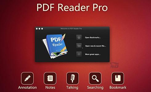 نرم افزار PDF (برای اندروید) - PRO PDF Reader 4.6.5 Android