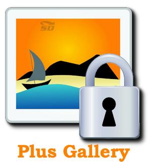 نرم افزار گالری (برای اندروید) - Plus Gallery 1.6.9 Android