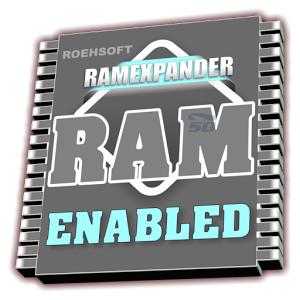 نرم افزار افزایش رم (برای اندروید) - ROEHSOFT RAM Expander 3.62 Android