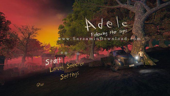 بازی ترسناک (برای کامپیوتر) - Adele Following the Signs PC Game