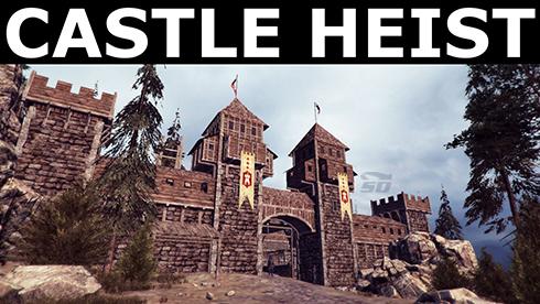 دانلود بازی ترسناک (برای کامپیوتر) Castle Heist Chapter 1 PC Game