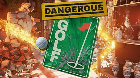 بازی گلف (برای کامپیوتر) - Dangerous Golf PC Game