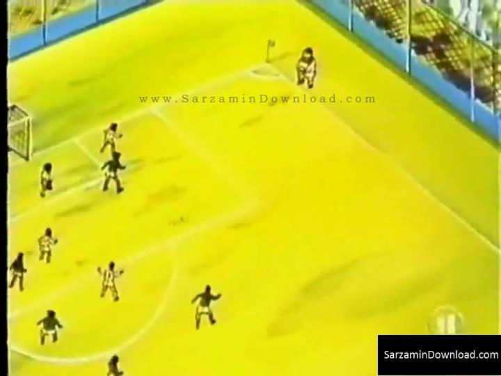 کارتون فوتبالیست ها