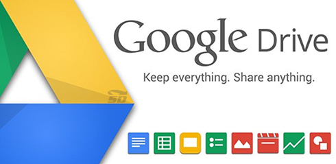 نرم افزار فضای ذخیره سازی آنلاین (برای اندروید) - Google Drive 2.4.211.30 Android