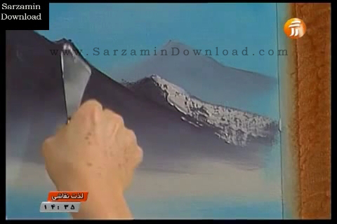 مجموعه آموزشی لذت نقاشی باب راس - Joy of Painting
