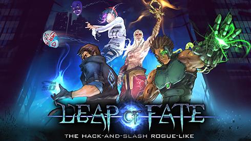 دانلود بازی جنگی سرنوشت (برای کامپیوتر) Leap of Fate PC Game