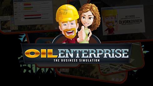 بازی استخراج نفت (برای کامپیوتر) - Oil Enterprise PC Game