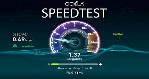 نرم افزار نمایش سرعت اینترنت (برای اندروید) - Speedtest.net Premium 3.2.20 Android