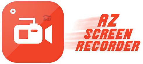 نرم افزار فیلمبرداری از صفحه نمایش (برای اندروید) - AZ Screen Recorder 3.9 Android