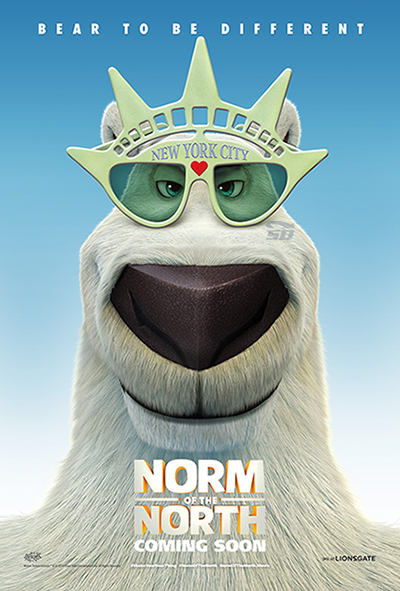 انیمیشن نورم - Norm of the North