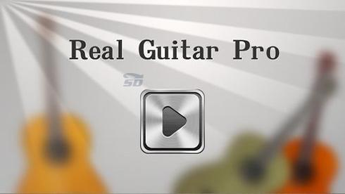 نرم افزار گیتار (برای اندروید) - Real Guitar Pro 3.0.5 Android