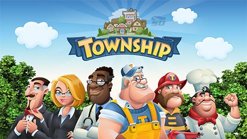 بازی مزرعه داری (برای اندروید) - Township 3.9 Android