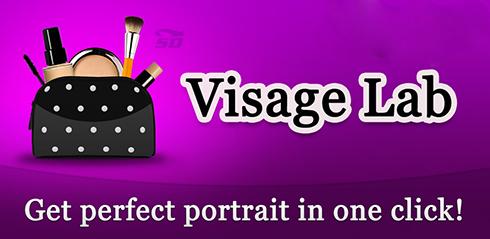 نرم افزار روتوش (برای اندروید) - Visage Lab PRO 2.14 Android