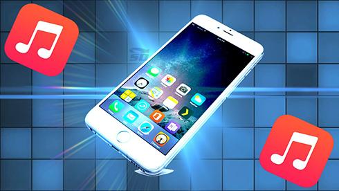 مجموعه صدای زنگ آیفون - iPhone Ringtone