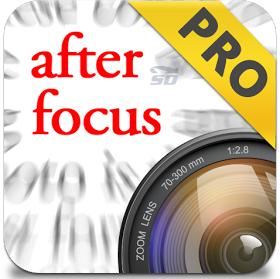 نرم افزار ویرایش عکس (برای اندروید) - AfterFocus Pro 2.0.3 Android