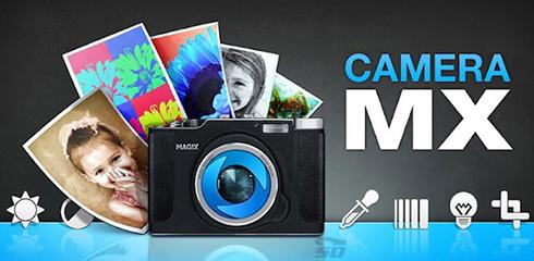 نرم افزار دوربین (برای اندروید) - Camera MX 4.0 Android