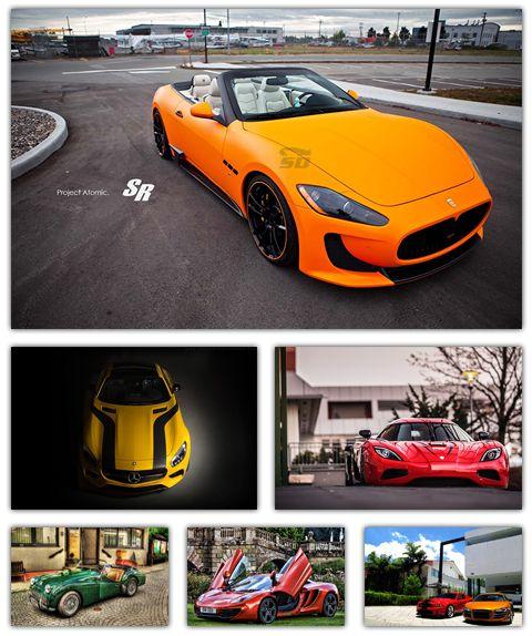 مجموعه تصاویر والپیپر با موضوع ماشین - Cars Wallpaper