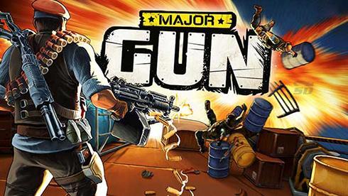 بازی تفنگی (برای اندروید) - Major GUN 3.5.6 Android