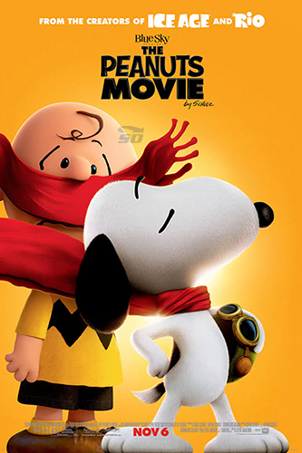 دانلود انیمیشن بادام زمینی The Peanuts Movie