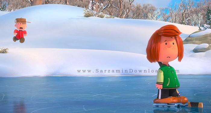 انیمیشن بادام زمینی - The Peanuts Movie