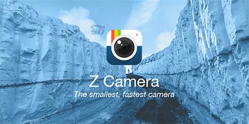 نرم افزار دوربین (برای اندروید) - Z Camera 2.30 Android