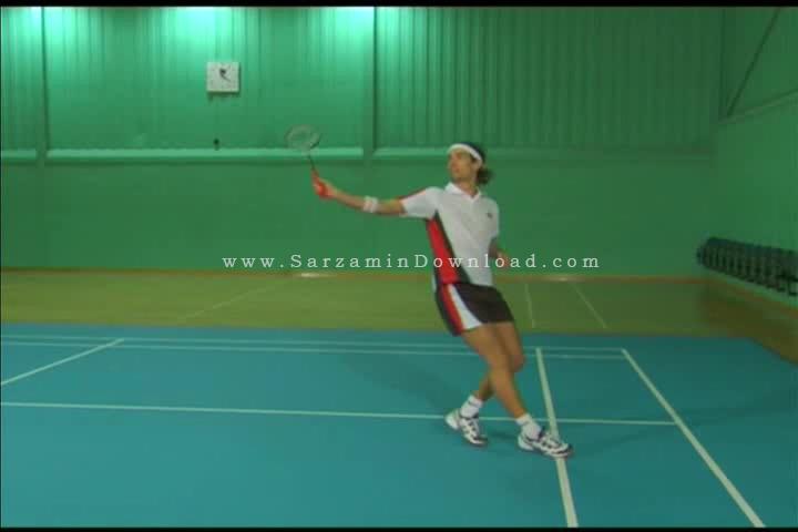 آموزش بدمینتون - Badminton Learning