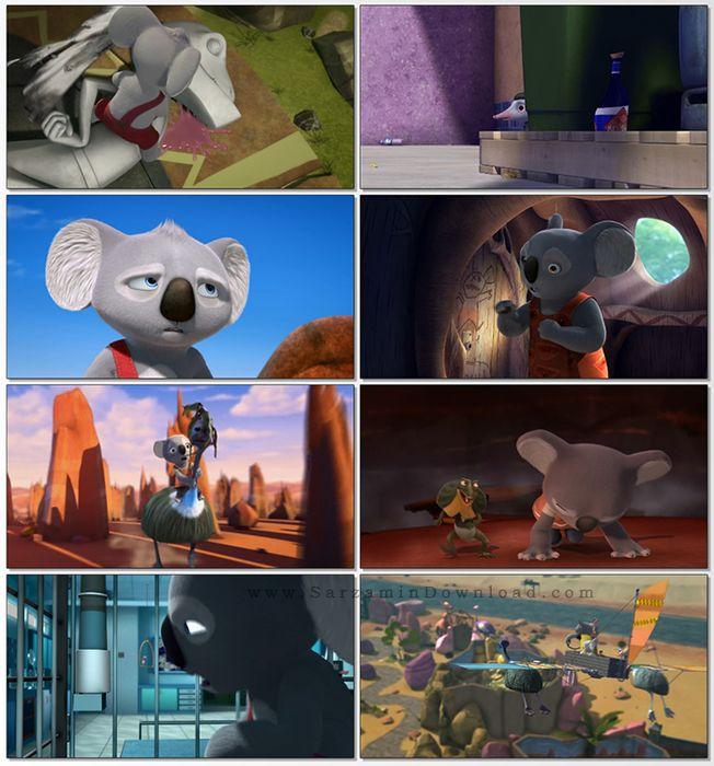 انیمیشن چشمک زدن بیلی - Blinky Bill the Movie