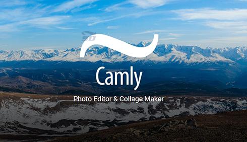 نرم افزار دوربین (برای آیفون) - Camly Pro 1.7.2 iOS