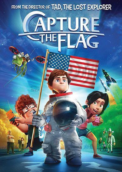 انیمیشن به دست آوردن پرجم - Capture the Flag