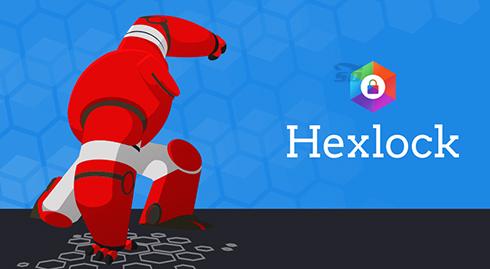 نرم افزار قفل (برای اندروید) - Hexlock Premium 1.8.4 Android