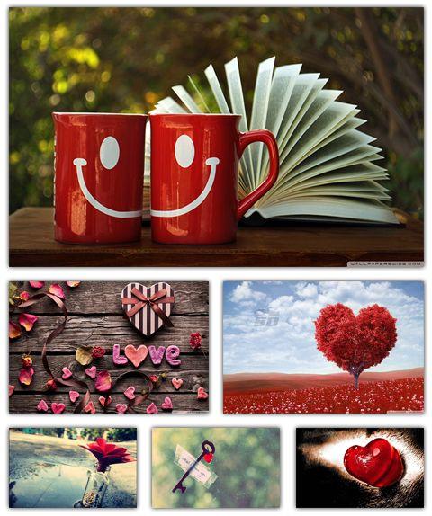 مجموعه تصاویر والپیپر عاشقانه - Love Wallpaper