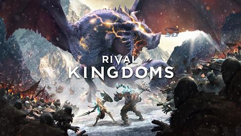 دانلود بازی جنگی آنلاین (برای اندروید) Rival Kingdoms Age of Ruin 1.38.0.3418 Android
