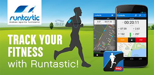 نرم افزار تناسب اندام (برای اندروید) - Runtastic Running PRO 6.8.5 Android