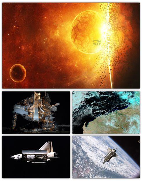 مجموعه تصاویر والپیپر با موضوع فضا - Space Wallpaper