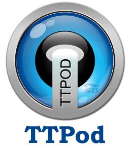 نرم افزار موزیک پلیر (برای اندروید) - TTPod 8.4.1 Android