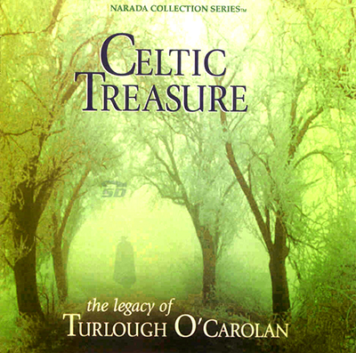 آلبوم اسکاتلندی - The Legacy of Turlough OCarolan 1996 Music