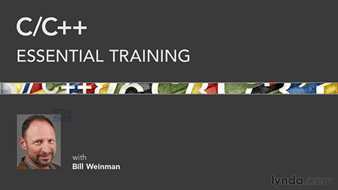 آموزش برنامه نویسی با C و C پلاس پلاس - C And C++ Essential Training