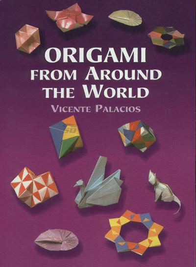 کتاب آموزش اوریگامی - Origami From Around The World