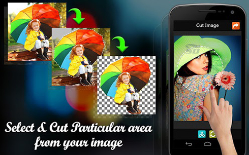 آموزش حذف پس زمینه عکس در موبایل اندروید