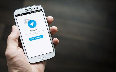 آموزش قرار دادن متن زیر عکس و فیلم در تلگرام