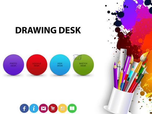 آموزش نقاشی با موبایل آیفون