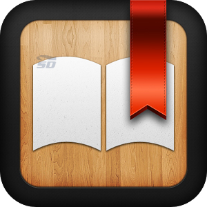 آموزش مطالعه کتاب در موبایل آیفون