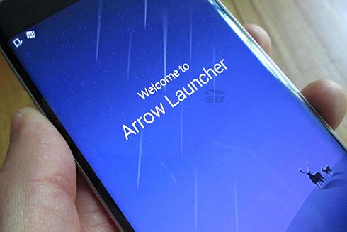 لانچر مایکروسافت (برای اندروید) - Microsoft Arrow Launcher 2.1 Android