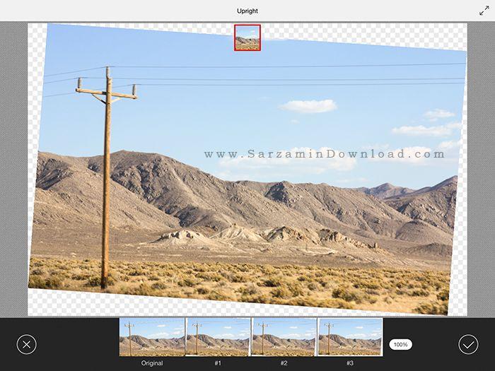 نرم افزار فتوشاپ (برای اندروید) - Photoshop Mix 2.0.118 Android