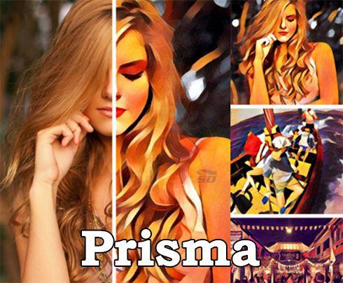 نرم افزار تبدیل عکس به نقاشی (برای اندروید) - Prisma 1.0 Android