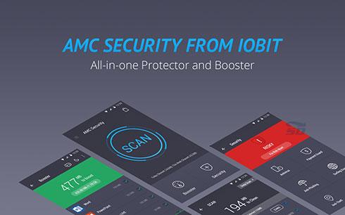 آنتی ویروس AMC (برای اندروید) - AMC Security 5.4.4 Android