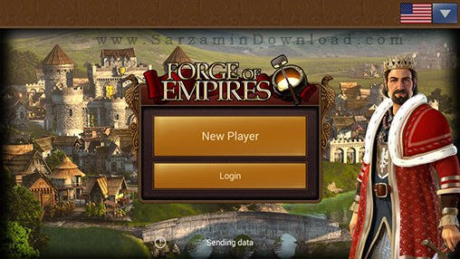 بازی استراتژیک (برای اندروید) - Forge of Empires 1.60 Android