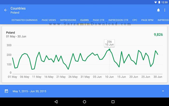 نرم افزار گوگل ادسنس (برای اندروید) - Google AdSense 3.0 Android