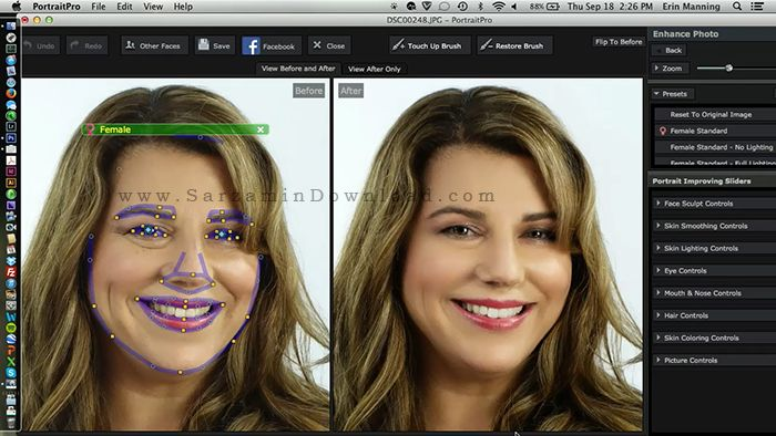 آموزش عکاسی سلفی - How to Take Your Own Headshot